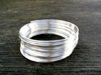 50 gms of 1mm of Stainless Steel Wire
